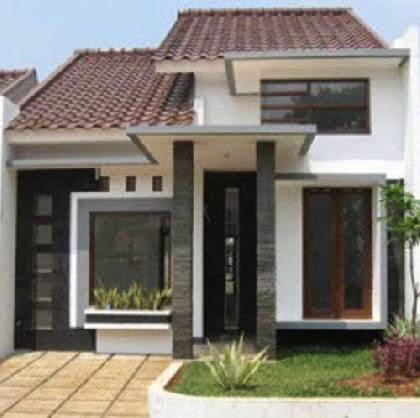 Model Rumah Minimalis Sederhana Terbaru   TipeRumahMinimalis