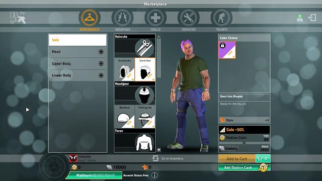 bullet run character
