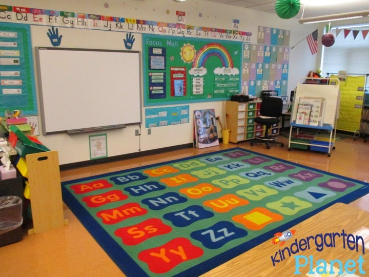 Kindergarten Planet: My Classroom