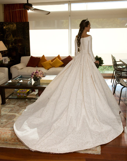 vestidos novia navascues precios