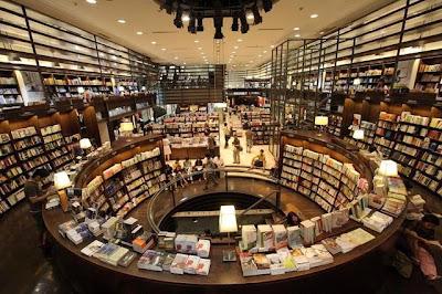 Eslite Bookstore Taipei Taiwan