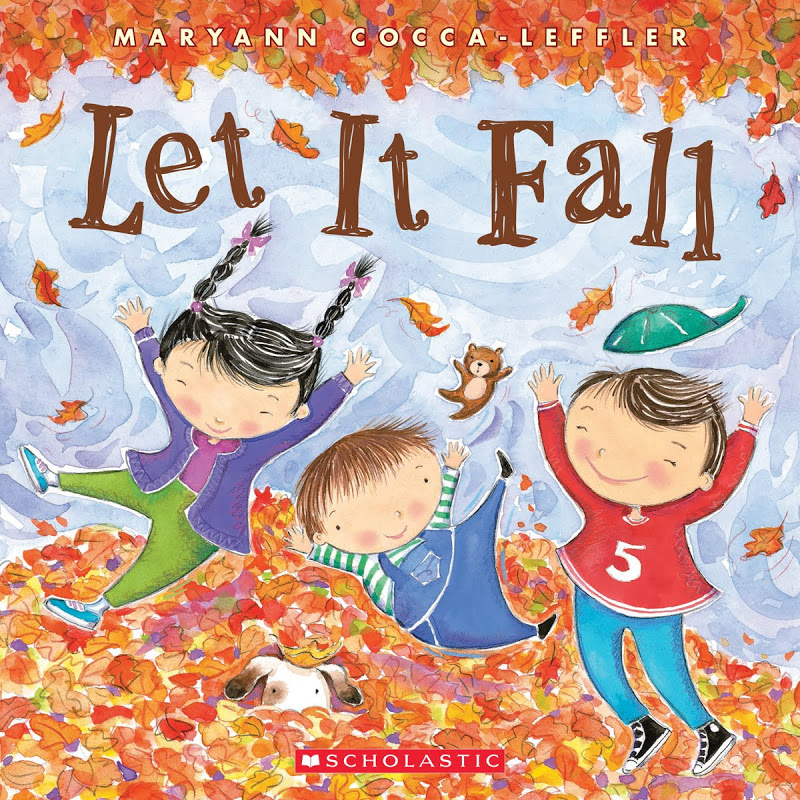 autumn leaves real book pdf