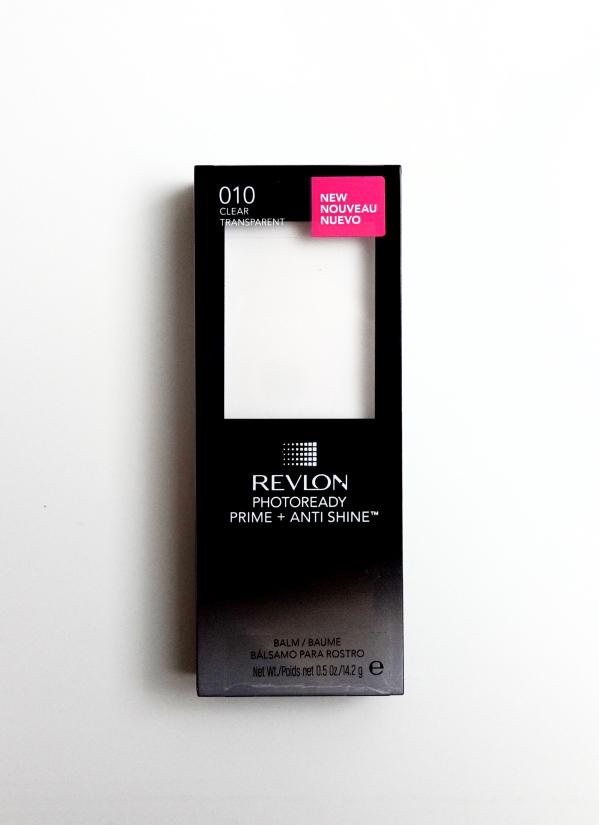Revlon Photoready Prime + Antishine Balm
