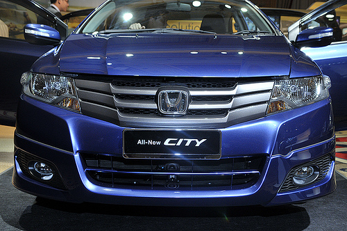 Bikes And Cars Wallpapers  Honda City 2011