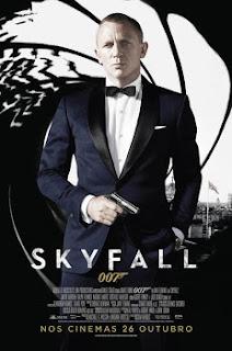 007 Operação Skyfall  Dublado