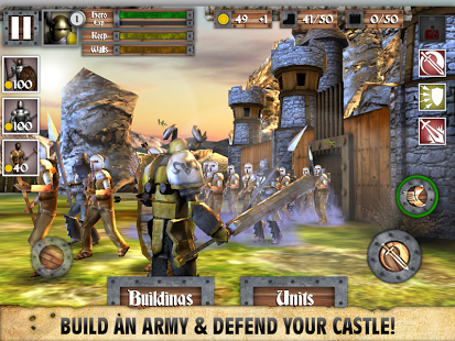 Heroes and Castles APK+DATA full Download