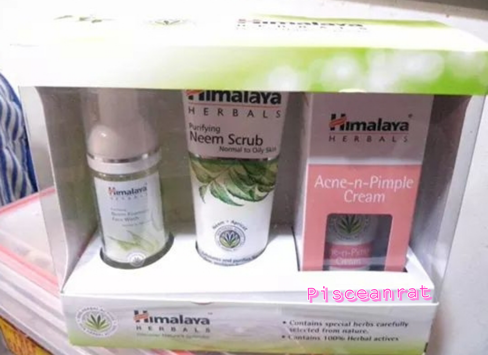 Himalaya Herbals review