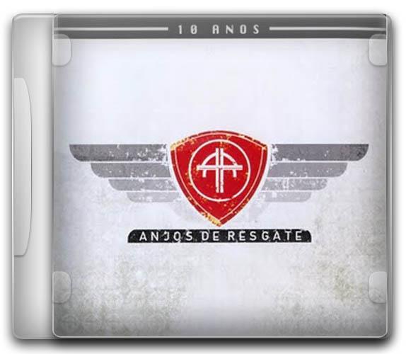 capa%2BCD Baixar CD Anjos De Resgate – 10 Anos 2011 Ouvir mp3 e Letras .