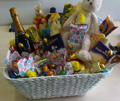 Insaneheadspace easter basket raffle insaneheadspace negle Image collections