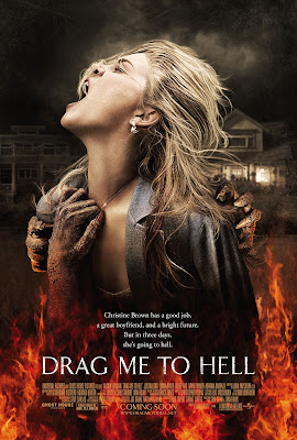 Watch Drag Me to Hell 2009 Hollywood Movie Online | Drag Me to Hell 2009 Hollywood Movie Poster