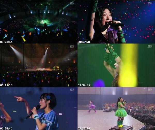 [TV-Variety] チームしゃちほこ しゃちサマ2016~真夏のPOWERBALL at 日本武道館~ (BS Sky! 2016.11.05)