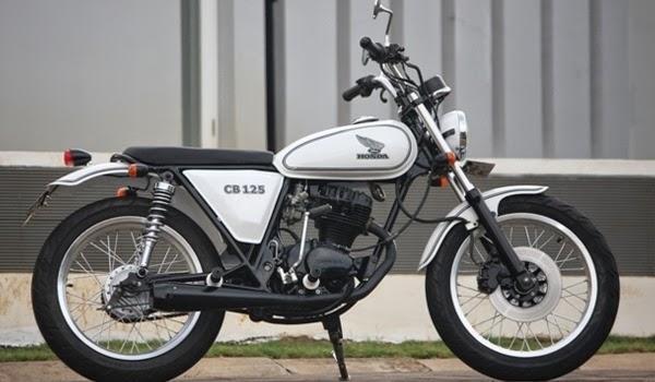 Modifikasi Motor Yamaha Dt
