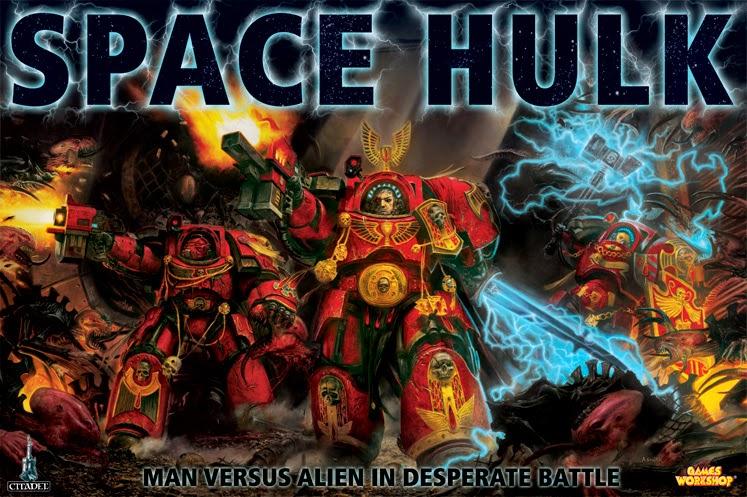 Portada de la tercera edición de Space Hulk
