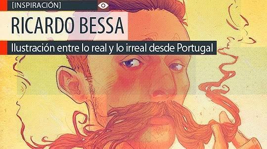 Ilustración entre lo real y lo irreal de RICARDO BESSA