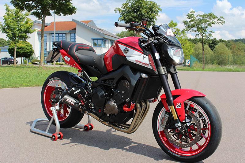 Cafe Racer Yamaha Fz