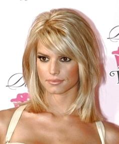 celebrity hairstyles medium