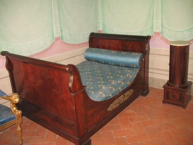 Casa arredamento e bricolage i mobili nello stile impero for Arredamento barca