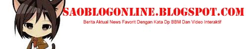 Sao Blog Online