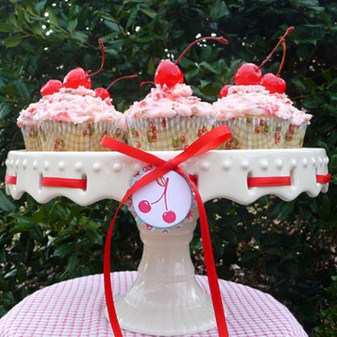 de Cupcakes o Pasteles para Fiestas de Cumpleaños . Los Cupcakes