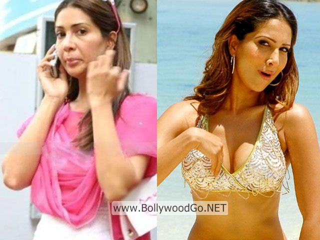 Kim Sharma Real Life Pictures without Makeup
