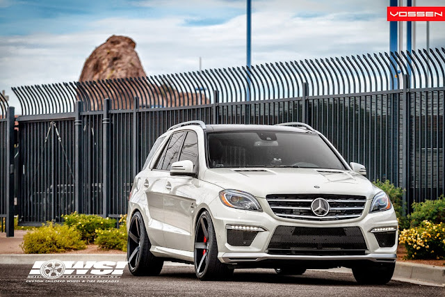 mercedes benz ml amg