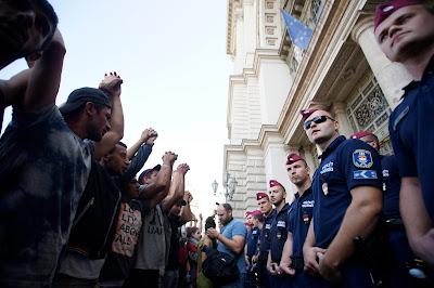 Budapest, Keleti pályaudvar, illegális bevándorlás, menekültek, migrácó, Magyarország,