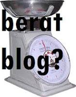 cara mengurangi ukuran berat blog,cara mengukur berat blog,cara mengecilkan berat blog
