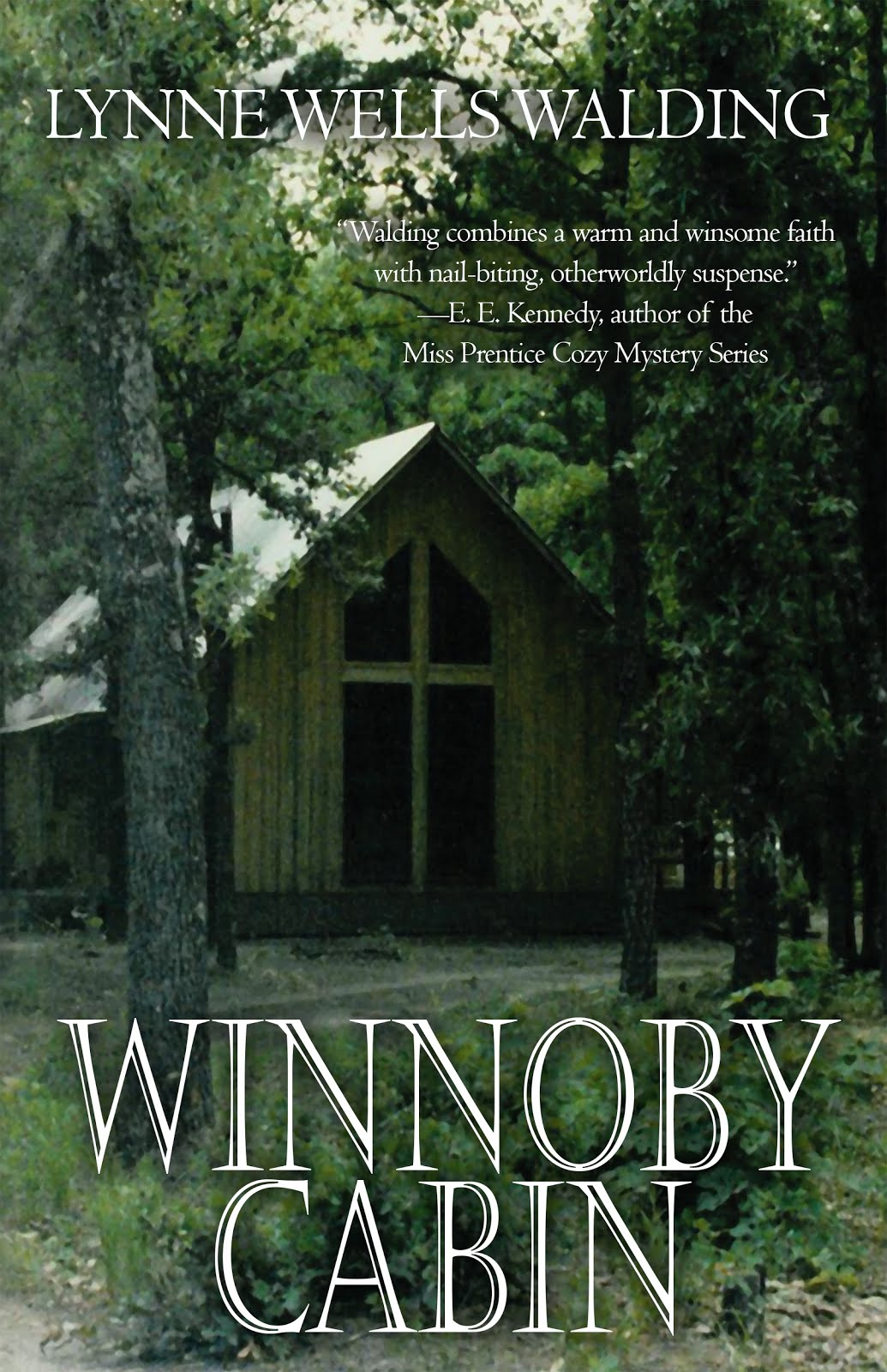 Three love stories entertwined in this Christian suspense story.