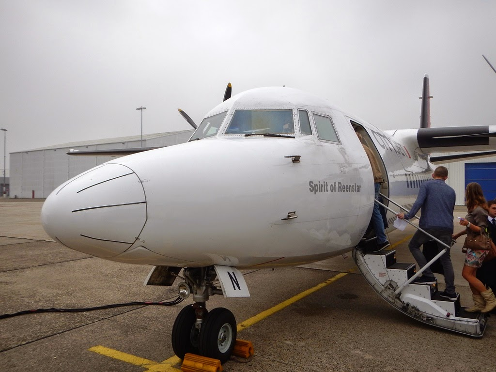 Cityjet Fokker 50  spirit of Reenstar