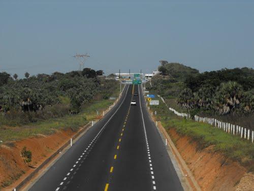 Carretera Tepic - Mazatlán