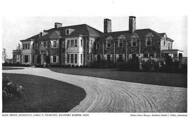 Westport Harbor ma 1918 in Westport Harbor