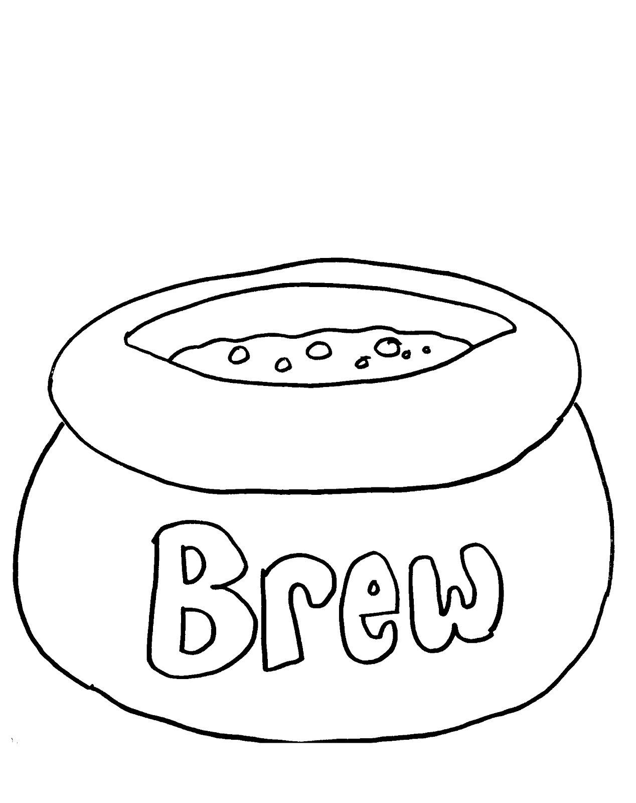 h is for halloween coloring pages - photo #25
