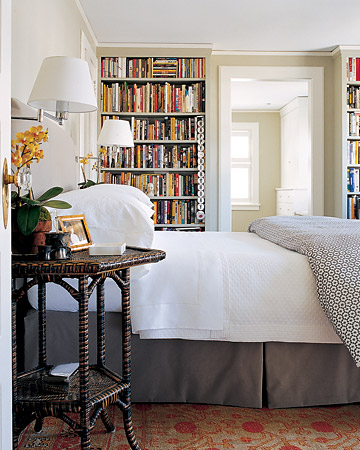 My Notting Hill Bookshelves In The Bedroom Yes Or No