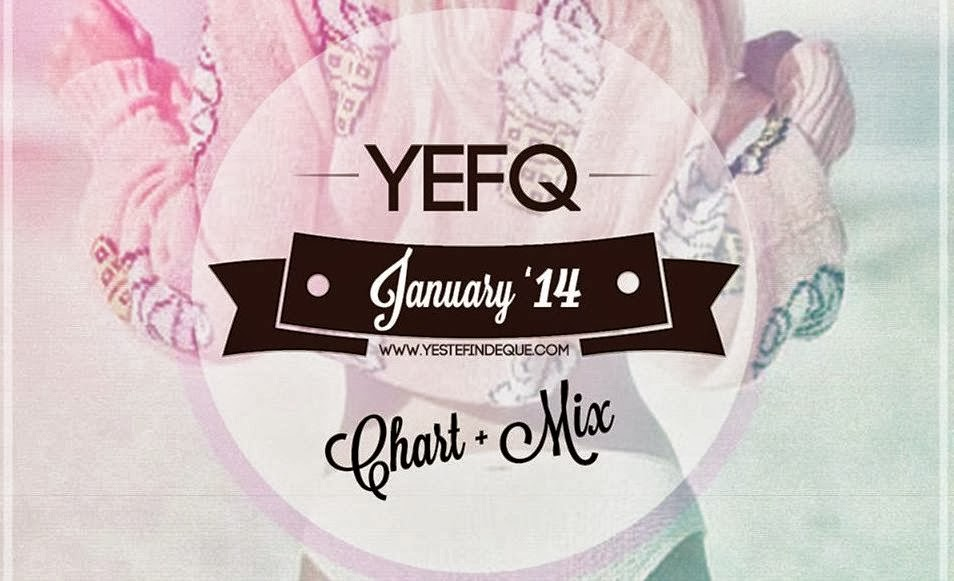 Y Este FInde Qué January Chart + Mix 2014