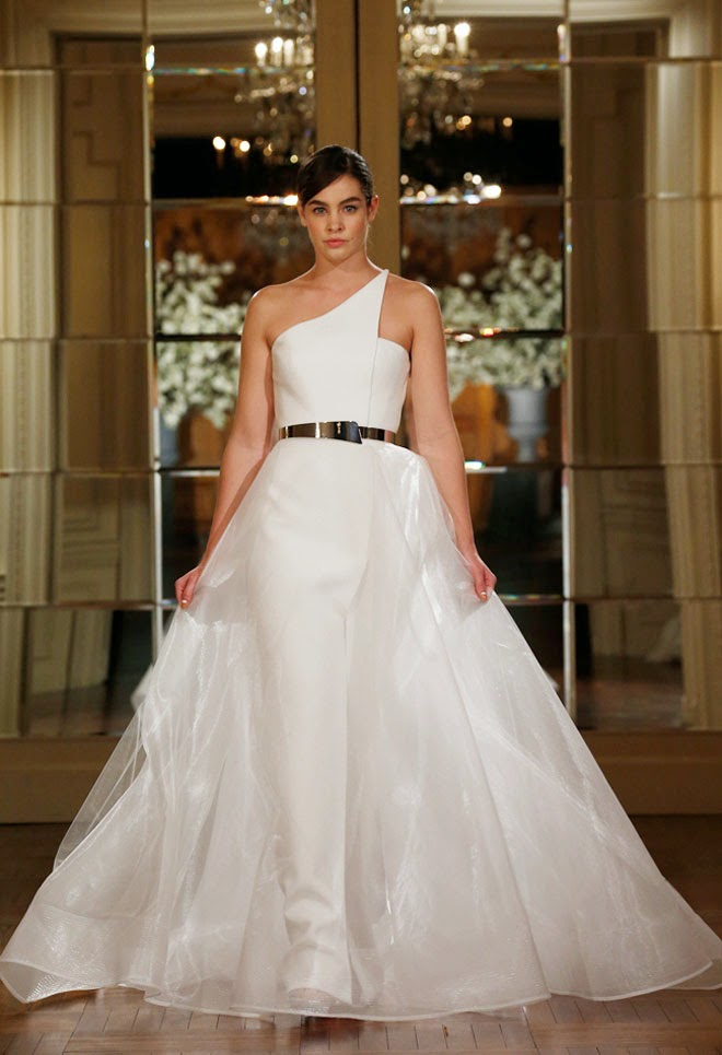 Romona Keveza Spring 2015 Bridal Collection Belle The