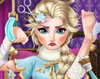 Elsa İlk Yardım Yapma Yeni