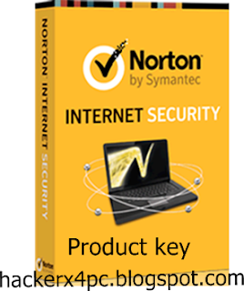 Norton Internet Security Product Key / Serial key / number