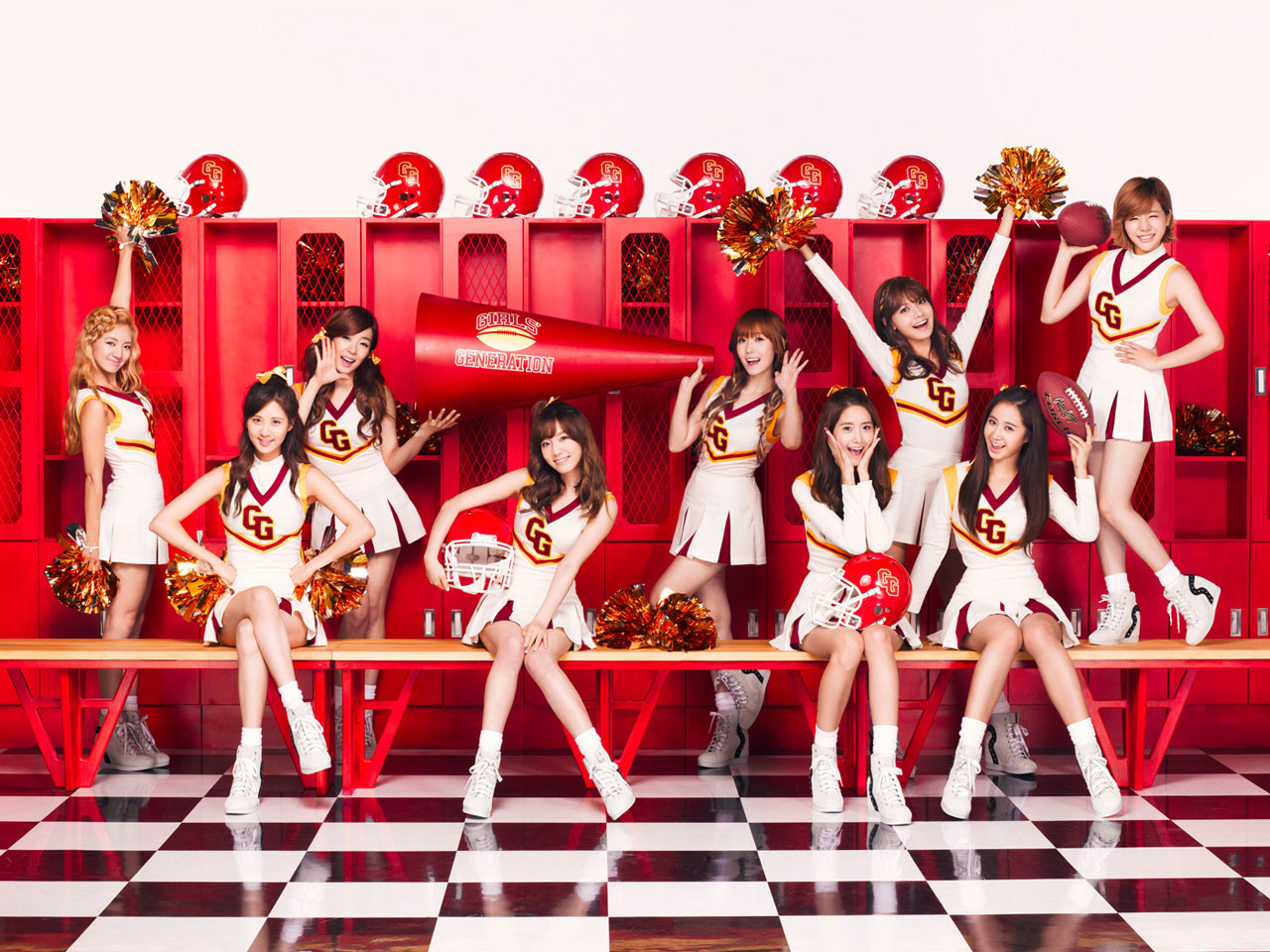 Girls Generation Oh Japan