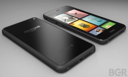 Le prime immagini ufficiali dello Smarpthone Amazon con Android svelate