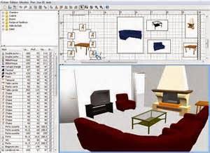 software desain rumah Sweet Home 3D