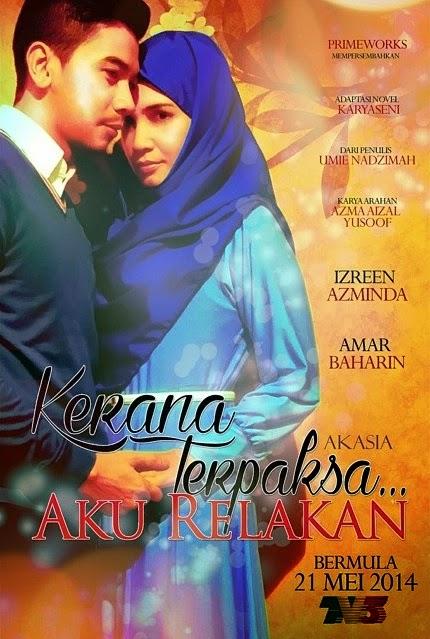Slot Akasia TV3 Kerana Terpaksa Aku Relakan