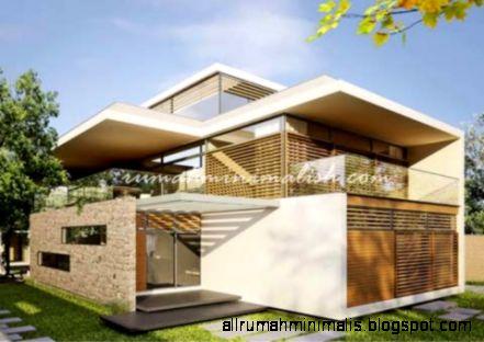 desain rumah unik minimalis design rumah minimalis