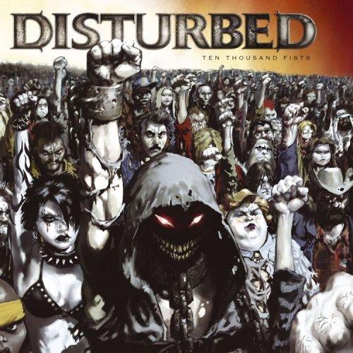 Megapost Disturbed (Discografia) [MF] Disturbed_-_ten_thousand_fists_standard