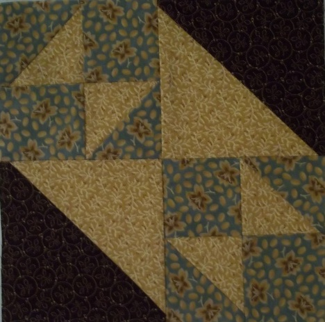 Chock A Block Quilt Blocks Fox And Geese