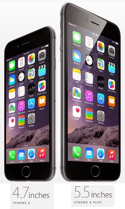 Spesifikasi dan Harga New Apple - iPhone 6 Plus 16GB Terbaru
