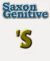 el genitivo sajon y la preposicion of