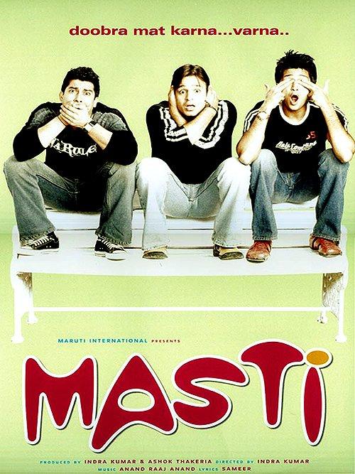 Masti / 2004 / Hindistan / DVDRip - XviD - Avi