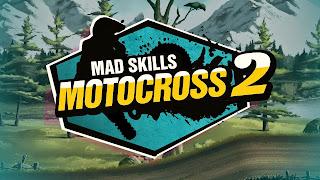 Mad Skills Motocross 2 v2.1.0 APK Full