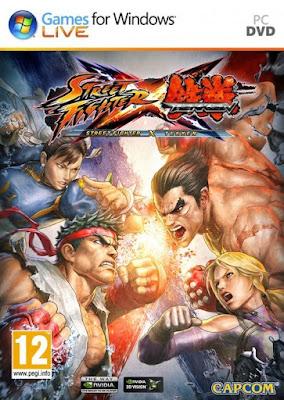 Tekken X Street Fighter Game Download Kickass torrent link