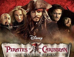 Pirates of the caribbean 111